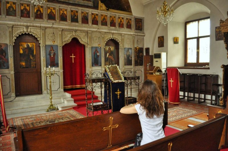 Aziz Mihail ve Cebrail Ortodoks Kilisesi