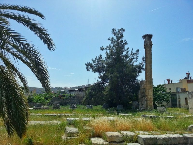 Jüpiter Tapınağı, Silifke