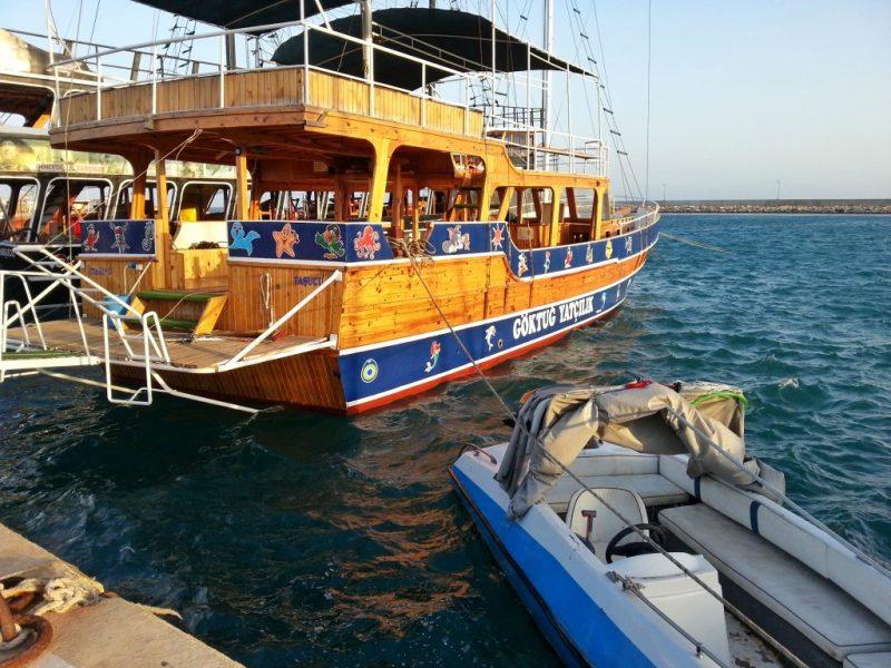Silifke Tekne Turları, Taşucu