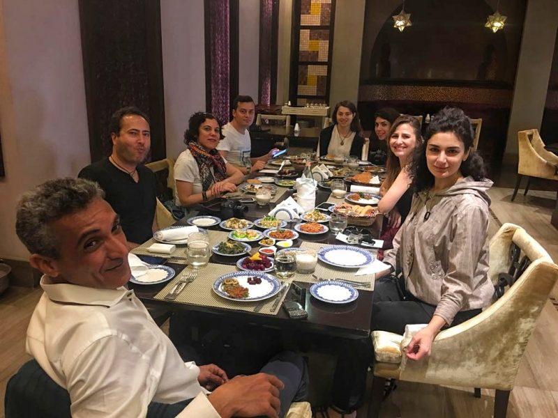 Gezi Evreni & Katar Turizm Otoritesi Doha Gezisi