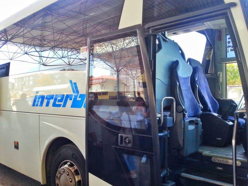 Interbus otobüsleri