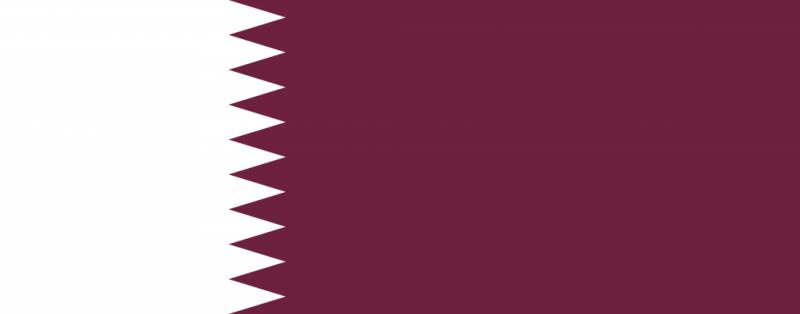 Katar Devlet bayrağı