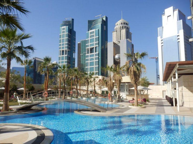 Shangri-La Hotel Doha, Katar, Havuz