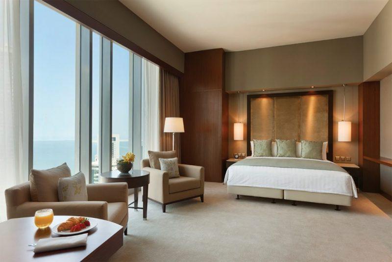 Shangri-La Hotel Doha, Katar, Oda