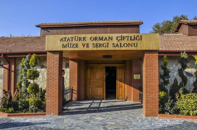 Atatürk Orman Çiftliği Müze ve Sergi Salonu, Ankara, fotovenessa.blogspot.com.tr