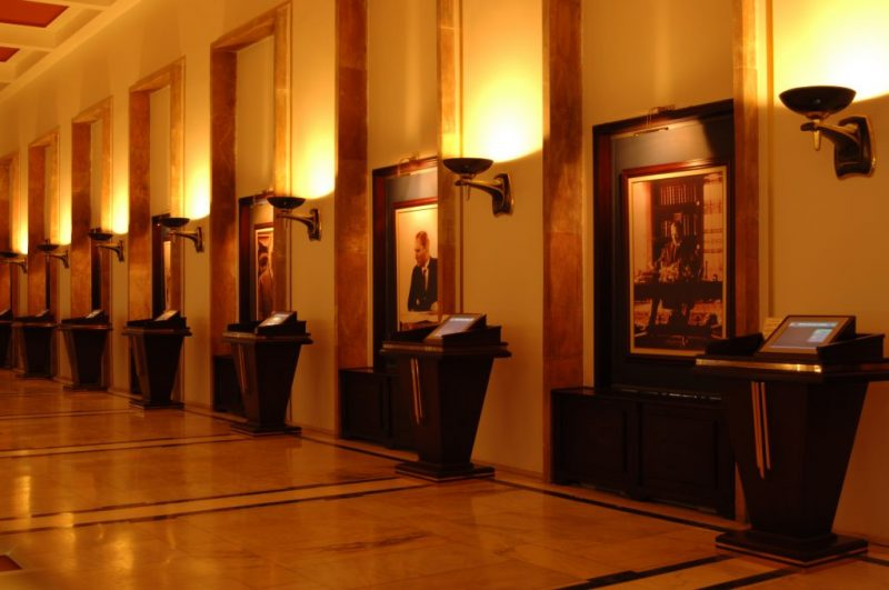 Anıtkabir Atatürk ve Kurtuluş Savaşı Müzesi, Ankara, www.kadinlopedi.com