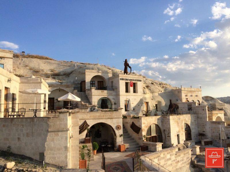 Phocas Cave Suites Çavuşin, Kapadokya