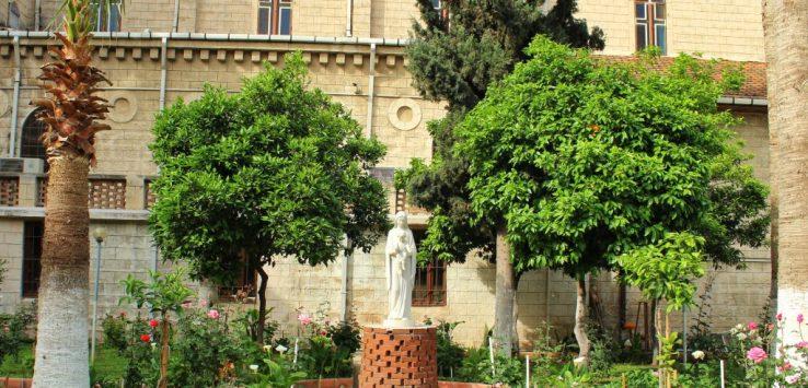 Latin İtalyan Katolik Kilisesi Mersin
