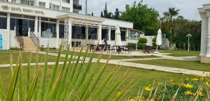 Sahil Martı Hotel, Mezitli