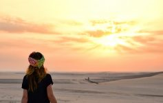 Sealine Desert, Khor Al Adaid, Katar