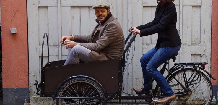 Pınar & Paolo Pinzuti, Bisiklet Aşkına!