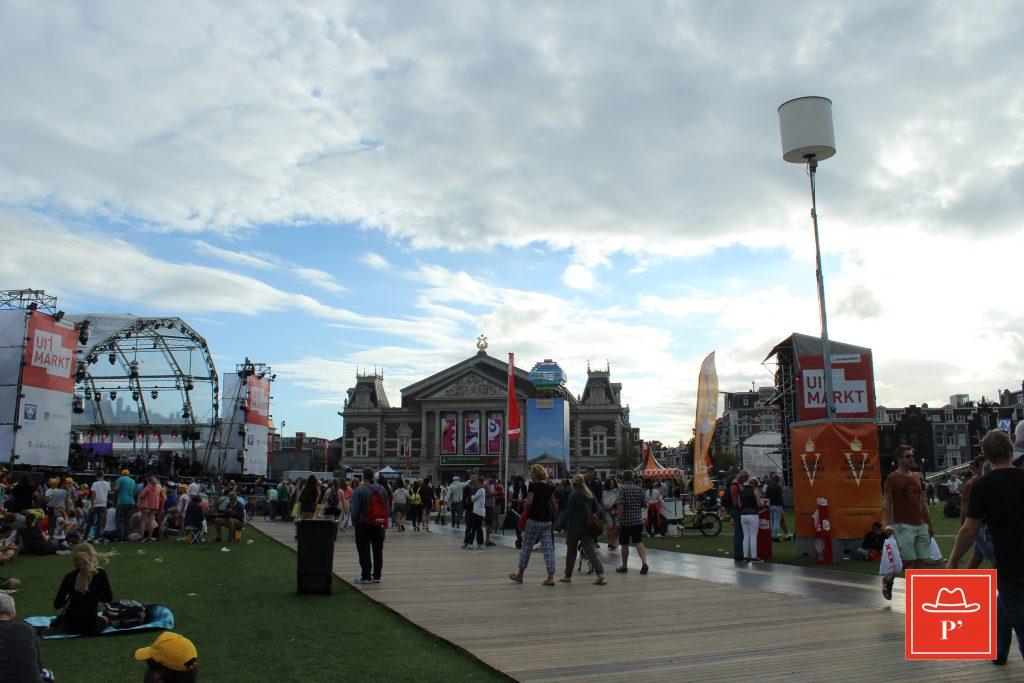 Museumplain, Amsterdam-Hollanda