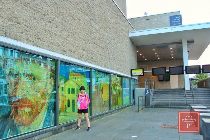 Van Gogh Müzesi, Amsterdam-Hollanda