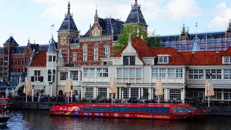 Gay Dostu Avrupa Şehirleri, Amsterdam