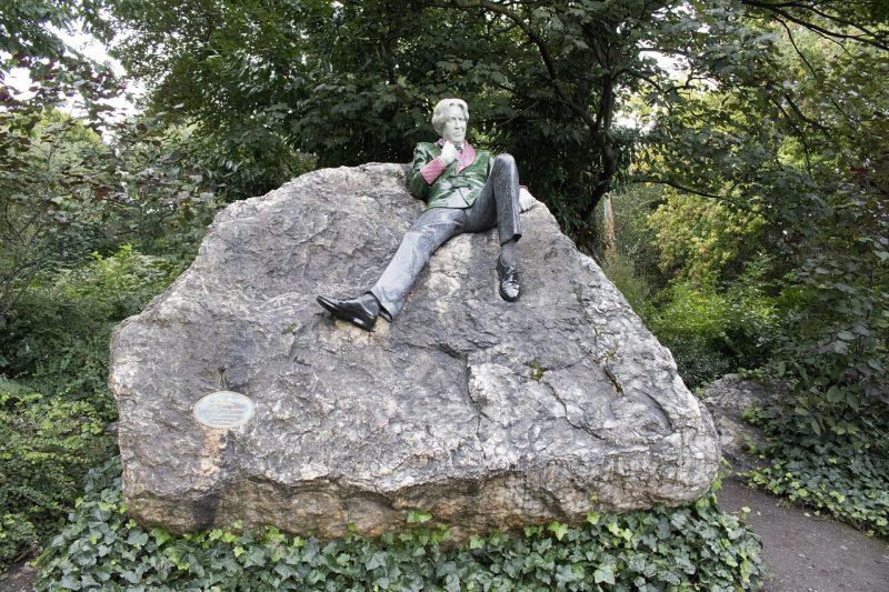 Gay Dostu Avrupa Şehirleri, Dublin, Oscar Wilde Heykeli