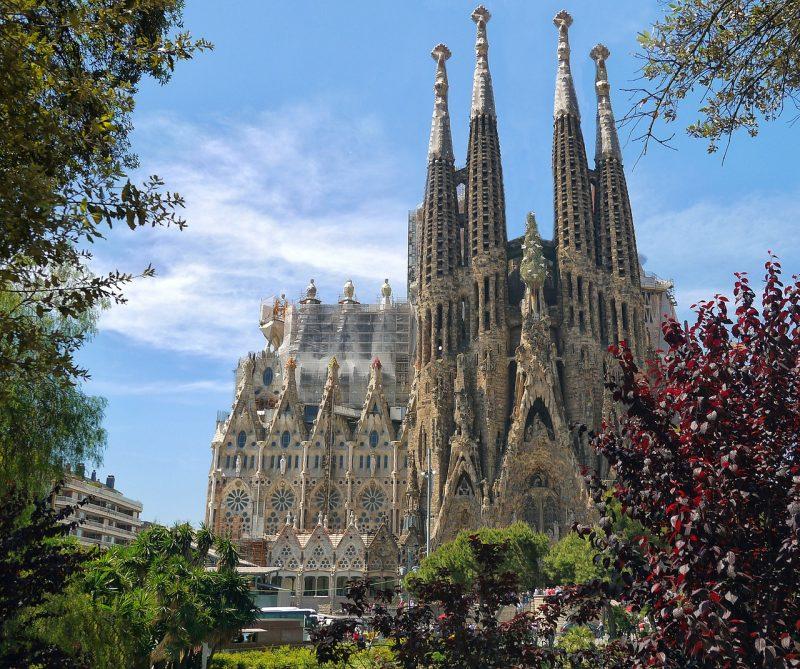 Gay Dostu Avrupa Şehirleri, Barselona, Sagrada Familia