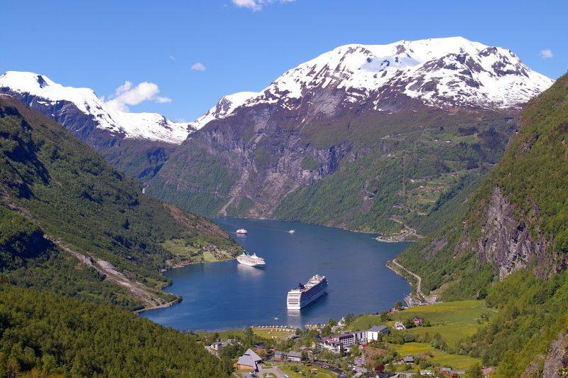 Kuzey Avrupa Turu ve İskandinav Rüyası, Bergen-Norveç