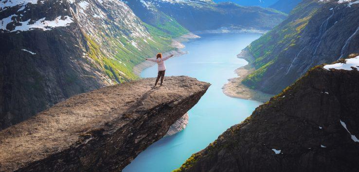 Kuzey Avrupa Turu ve İskandinav Rüyası, Fiyortlar